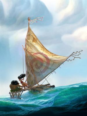 Vaiana, la légende du bout du monde : nouveau prodige de Disney