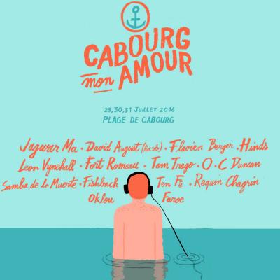 Cabourg Mon Amour 2016 : un festival les pieds dans l'eau