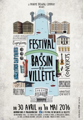 Festival du Bassin de la Villette