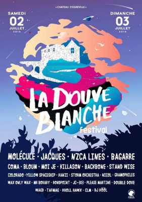 La Douve Blanche Festival 2016
