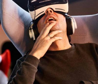 Le premier cinéma en réalité virtuelle à Paris