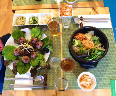 La Table d'Hami : un resto coréen à se damner