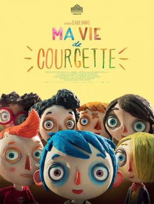 Ma Vie de Courgette : un film d'animation sélectionné à Cannes