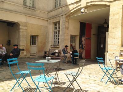 Le Pop-Up Café du musée Cognacq-Jay est ouvert !