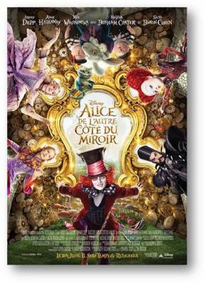 Alice de l'autre côté du miroir : premier extrait disponible !