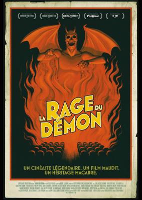 La Rage du Démon : projection unique et gratuite à Paris
