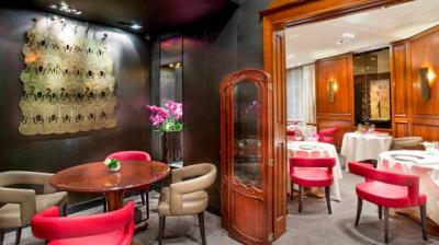 Maison Rostang : diner iodé à 4 mains