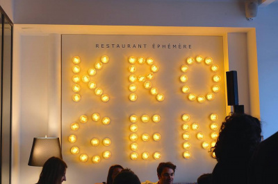 Ikea ouvre son restaurant éphémère