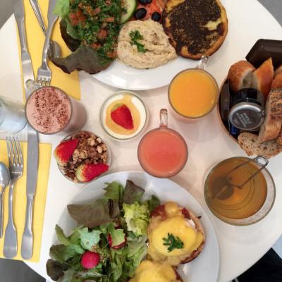 Café Madam : brunch tous les jours jusqu'à 18h