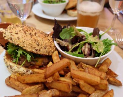 La Caravane passe : des burgers à la sauce monde
