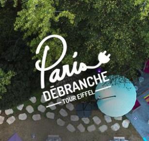 Paris débranché Tour Eiffel : brunch à volonté et digital detox