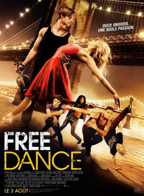Free Dance : gagnez vos places