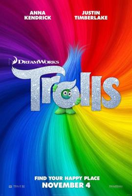 Les Trolls : le nouveau film d'animation de DreamWorks