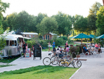 Camping Indigo Paris : le seul camping intramuros de la capitale