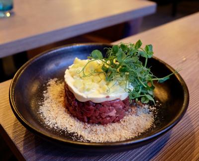 Restaurant Raw : la nouvelle recrue du Haut-Marais