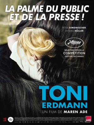 Toni Erdmann : critique et jeu-concours