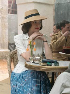 Alliés : le nouveau film de Robert Zemeckis avec Brad Pitt et Marion Cotillard