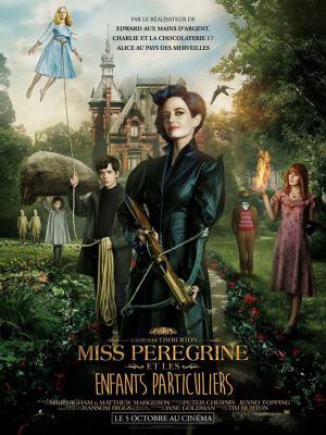 Miss Peregrine et les enfants particuliers : la bande-annonce enfin dévoilée
