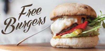 Burgers gratuits pendant 2 jours chez Ellis Gourmet Burger !