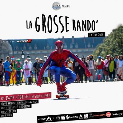La Grosse Rando, deuxième édition
