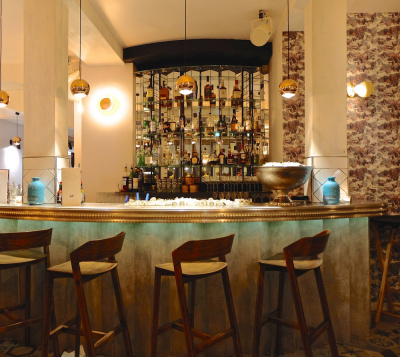 Istr : oyster bar et cocktails démentiels