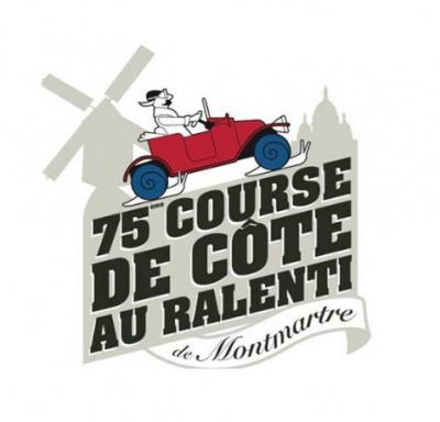 75e Course de Côte au ralenti de Montmartre
