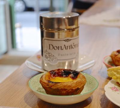 DonAntonia : l'adorable pâtisserie portugaise du canal Saint-Martin