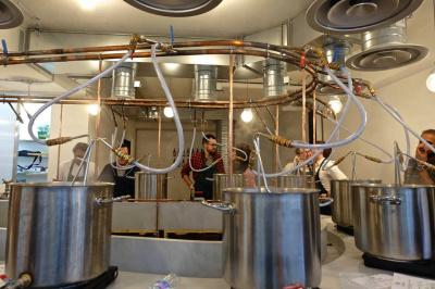 La Beer Fabrique : brassez votre propre bière artisanale !