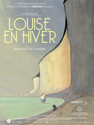 Louise en Hiver : bande-annonce d'un très joli film d'animation