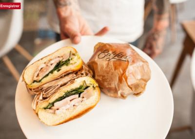 Les sandwichs cubains de Guillaume Sanchez en exclusivité sur Deliveroo
