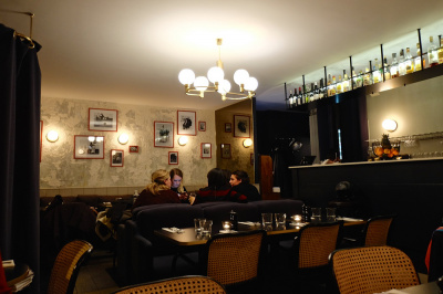 Les Bonnes Soeurs : l'excellent resto de la Place des Vosges