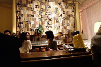 La Cabane à huîtres de l'Hôtel Grand Amour