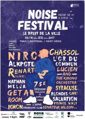 Noise Festival 2017 : le bruit de la ville