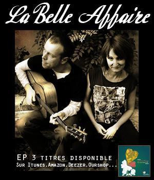 Concert La Belle Affaire