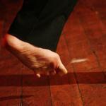 danse Butô - Amour déchu , avec  Hélène Barrier  et Denis Sanglard