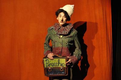 Pinocchio! ou les aventures d'un pantin moderne