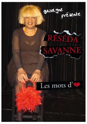 Réséda Savanne LES MOTS DE COEUR