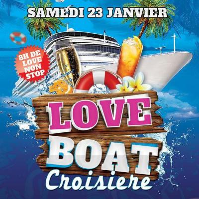 THE LOVE BOAT CROISIERE TOUR EIFFEL