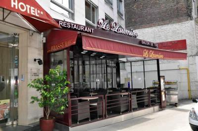Pâques au restaurant Le Laumière