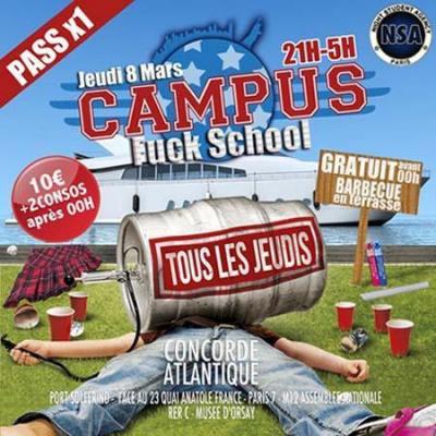 Campus - Fuck School
