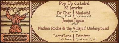 LES NUITS DE PLEINE LUNE #13 / MINI FESTIVAL ANNIVERSAIRE