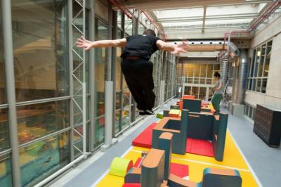 Le Centr'Halles Park va bientôt ouvrir ses portes