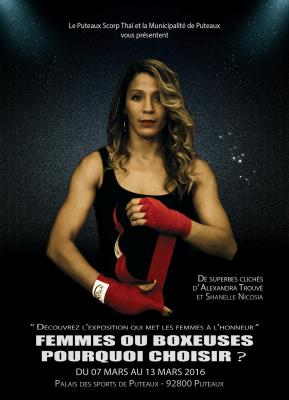 Initiation gratuite à la Boxe Thaï pour la semaine de la femme !