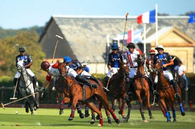Le Polo Club de Chantilly fête ses 20 ans !