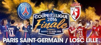 Finale de la Coupe de la Ligue : Le LOSC peut créer la surprise !