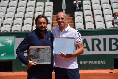 Le Tournoi des Légendes Perrier à Roland Garros 2016 : Gagnez vos places !