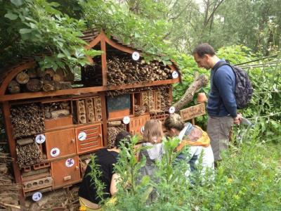 Fête de la nature : Nature en fête à l'Ile de la Jatte
