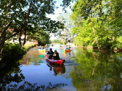 Canoe val d oise