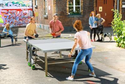 L' UrbanPong de Kettler : Gagnez votre table !
