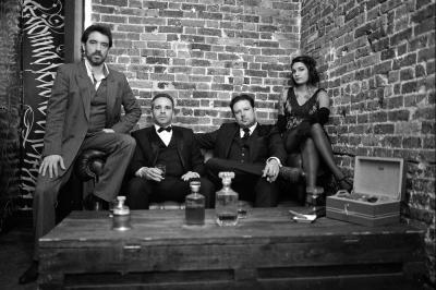Le Gentlemen 1919 : Bienvenue au paradis des gentlemen